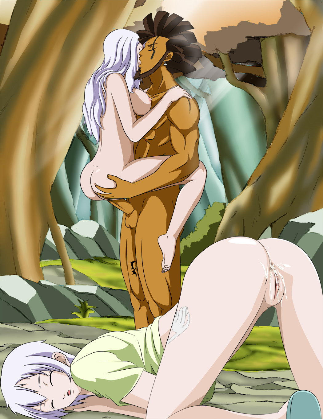 Fairy tail hentai picture galleries porno streaming