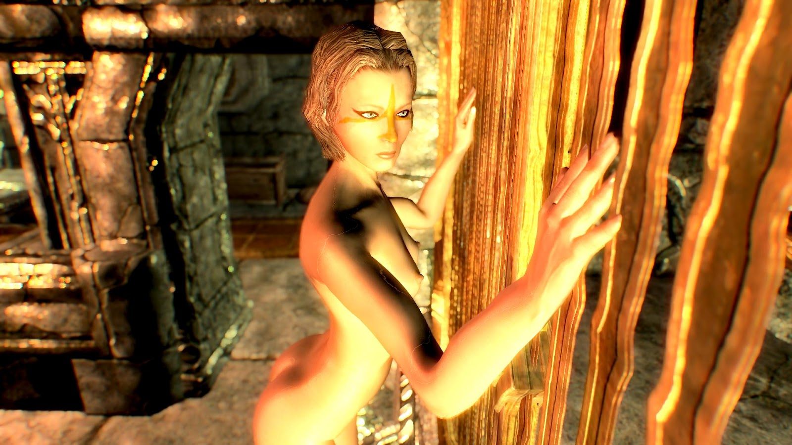 Rule 34 skyrim girls hentay images