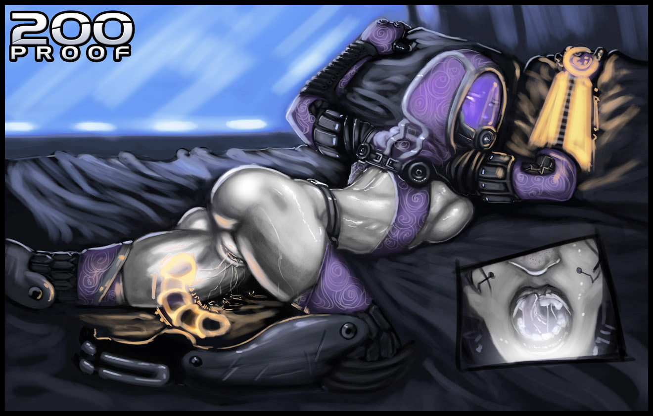 Mass effect porn hentai naked gallery