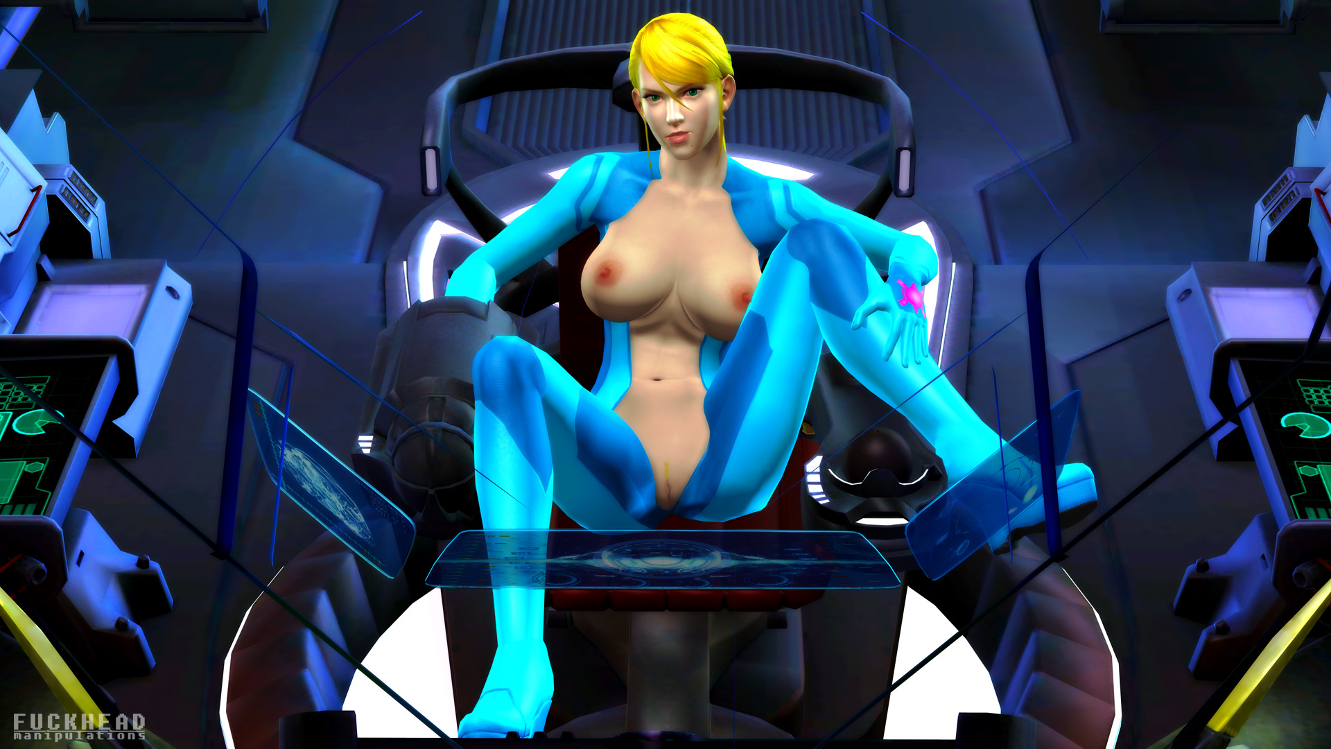 Metroid nackt sex erotic photo