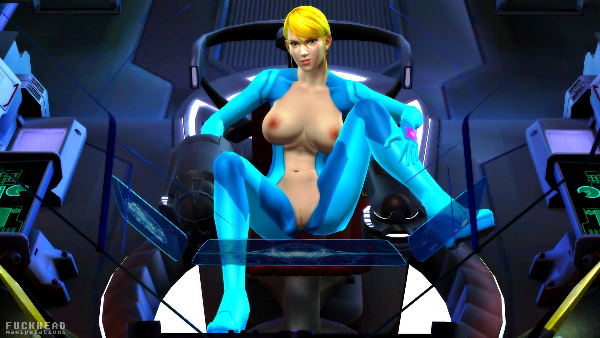 Metroid nackt sex erotic photo