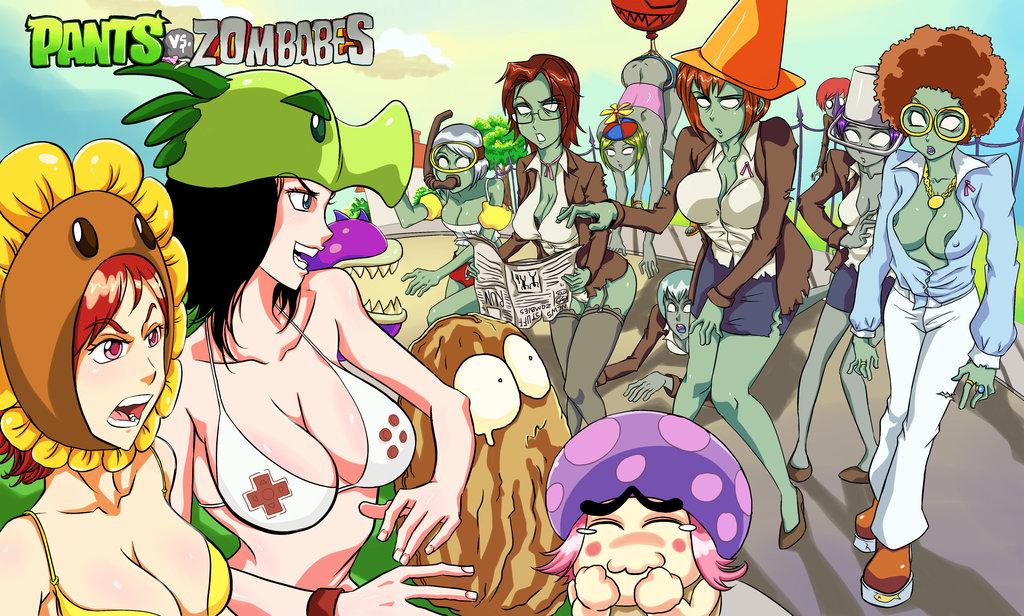 Растения Против Зомби Гей Порно