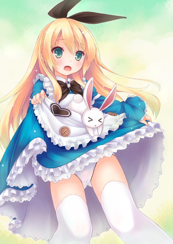 Apologise, but, Alice in wonderland panties with you