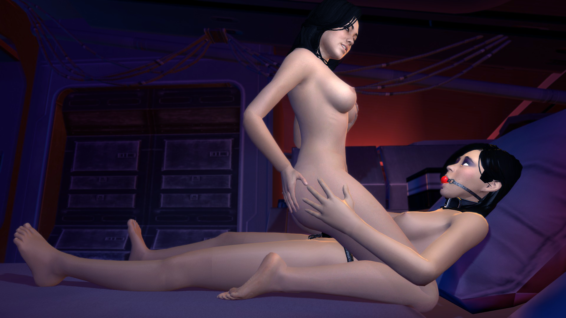Mass effect female character porn mod adult picture