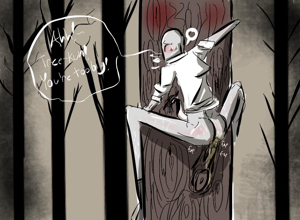 Slender man raping a girl porn #12