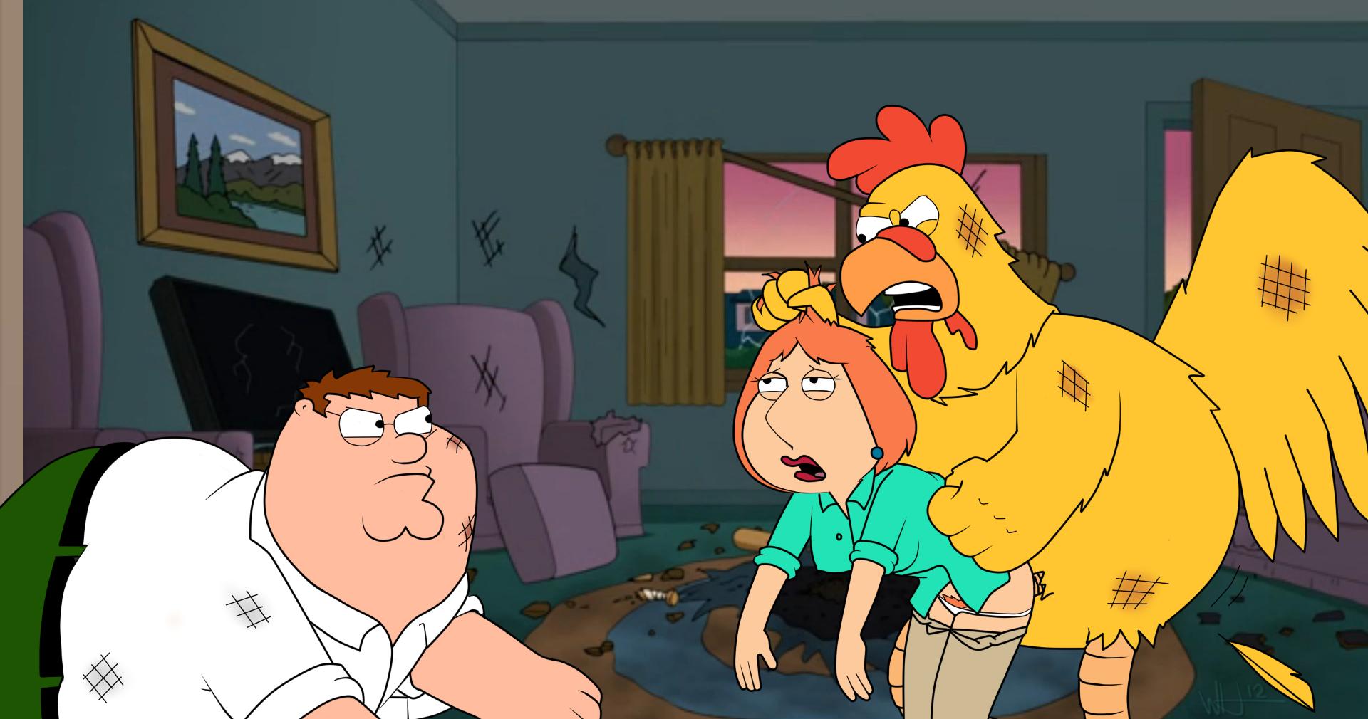 Family Guy Lois Porn Pics