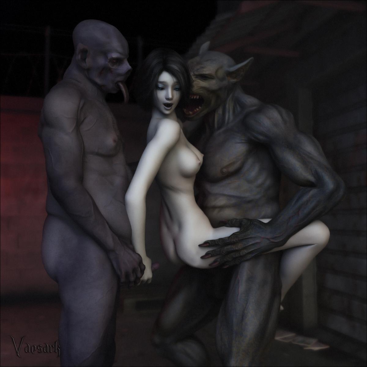 Underworld porn 3d fucked pic