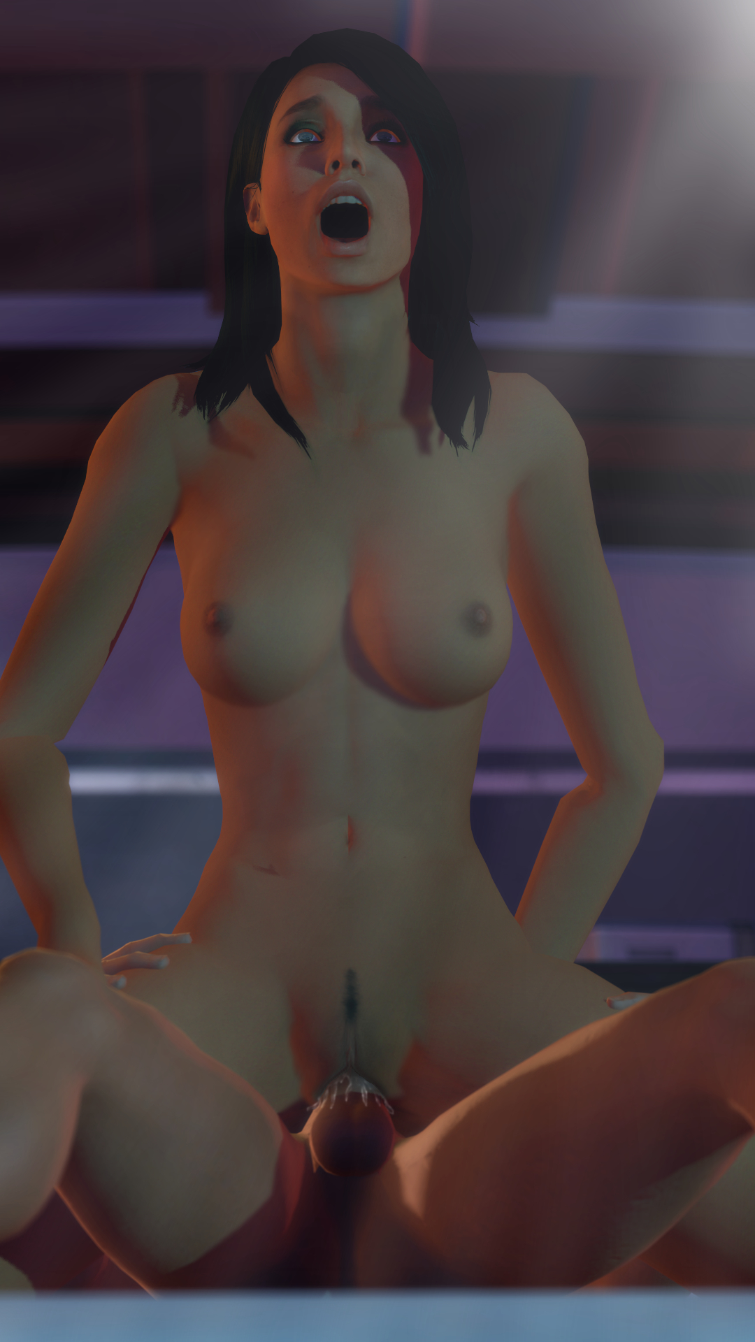 Mass effect 3 ashley williams nude porn fucked photo