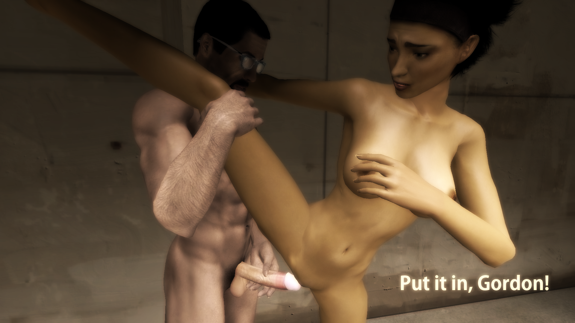 Halflife porn video xxx photos
