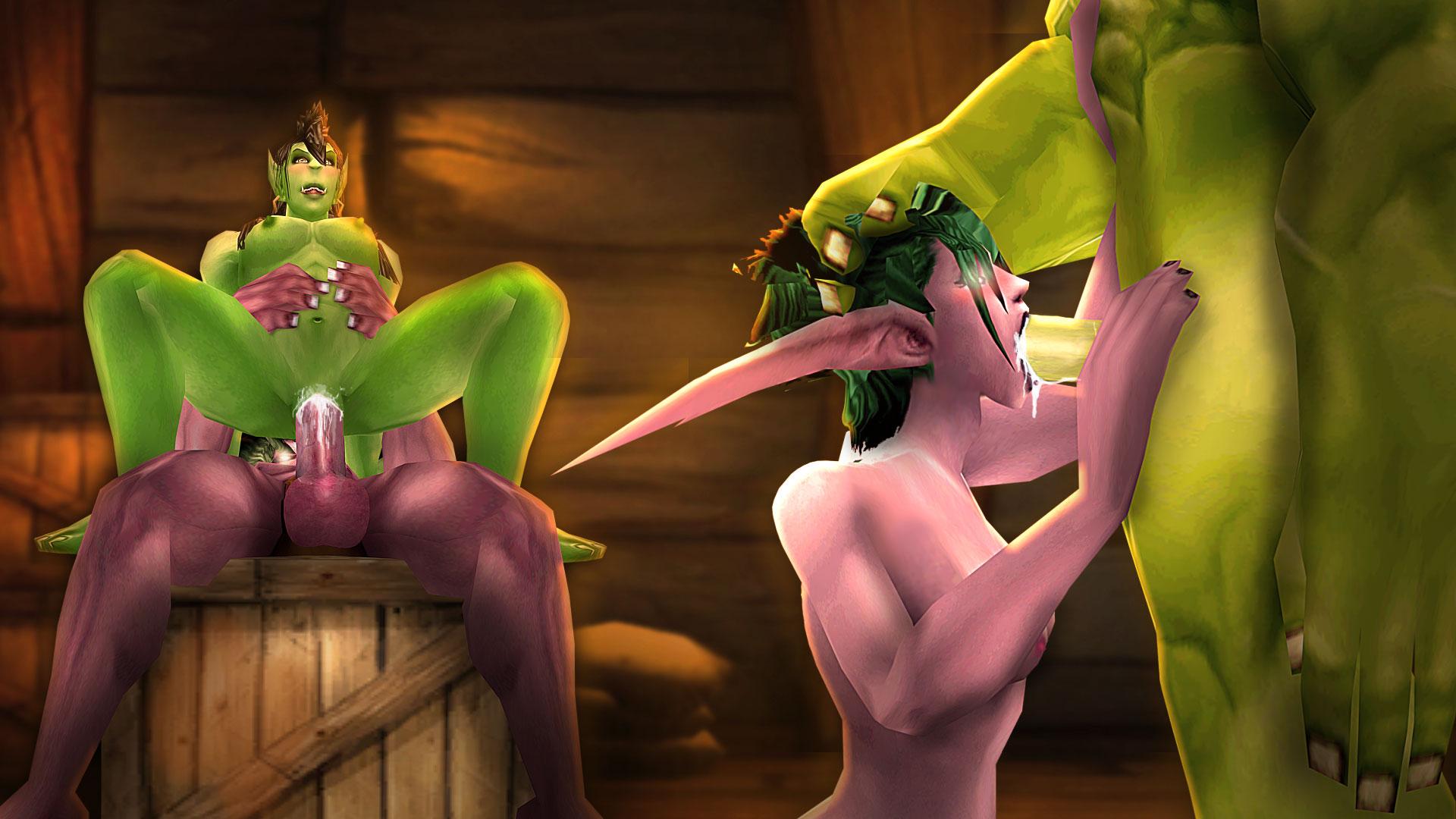 Wow night elf hardcore rape porn fucks image