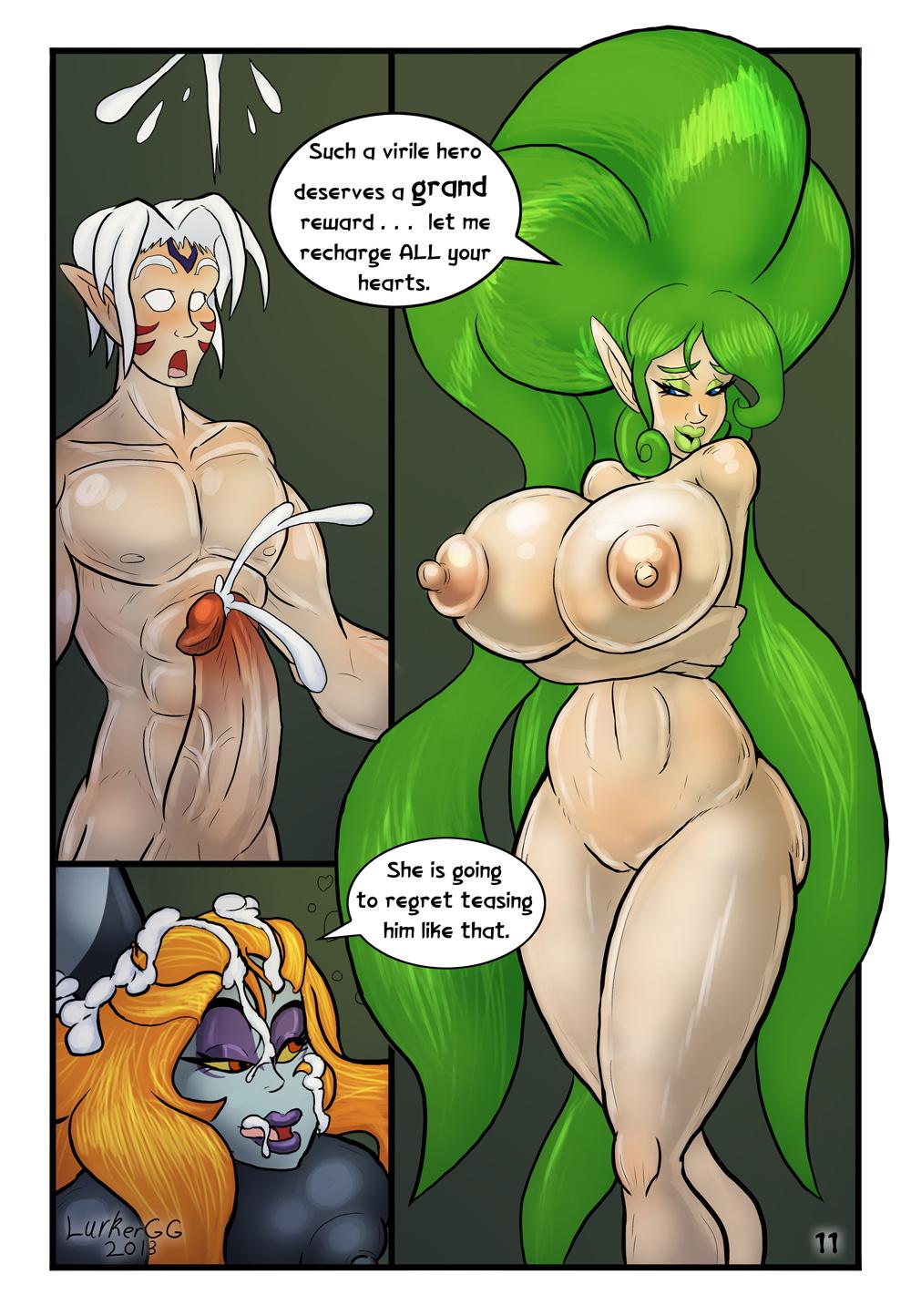 Sexy hot zelda porn big fairy anime images