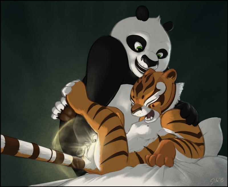 кунг-фу панда порно фото