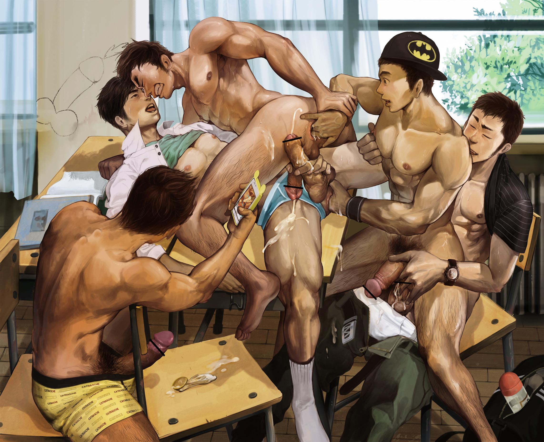 Японское Гей Порно Жесткий Секс