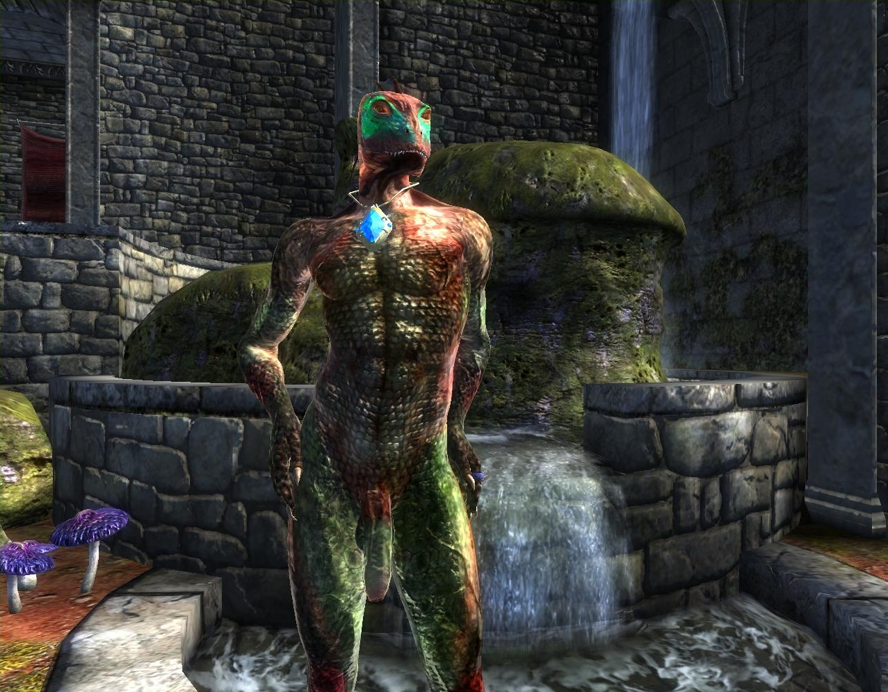 Argonian 3d porm naked picture