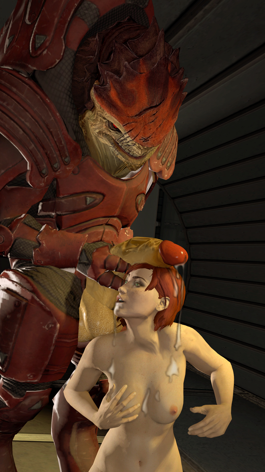 Mass effect porn jane hentai scenes