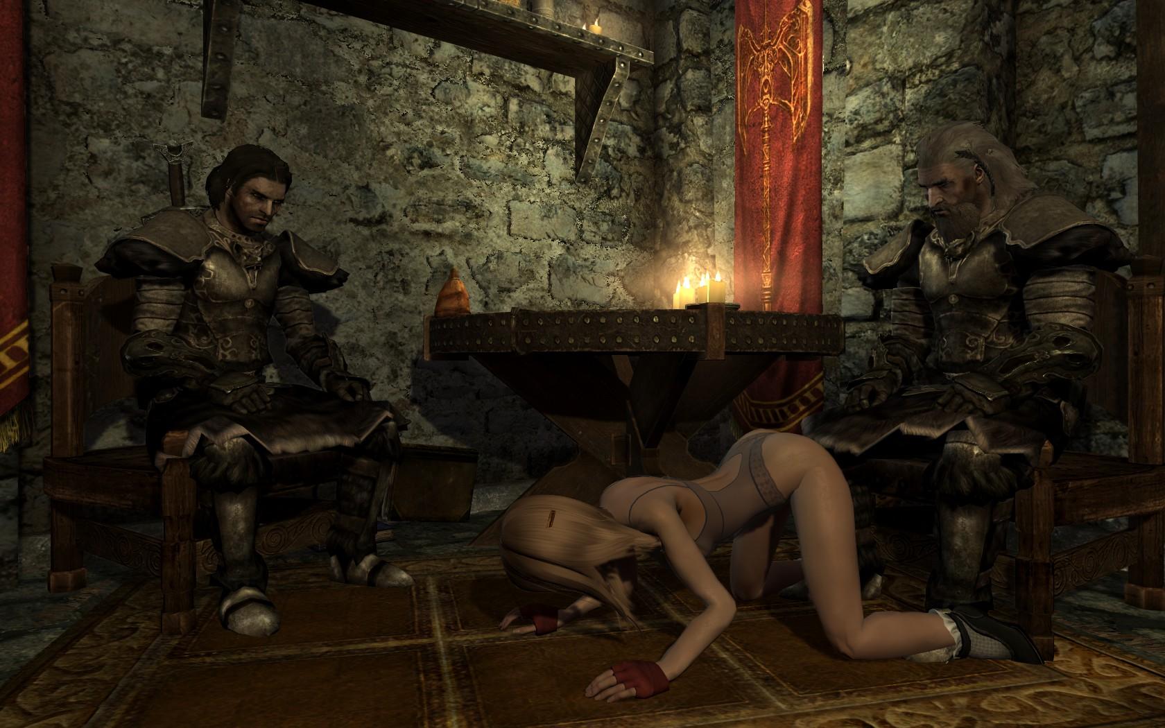 Проститутки скуайрима