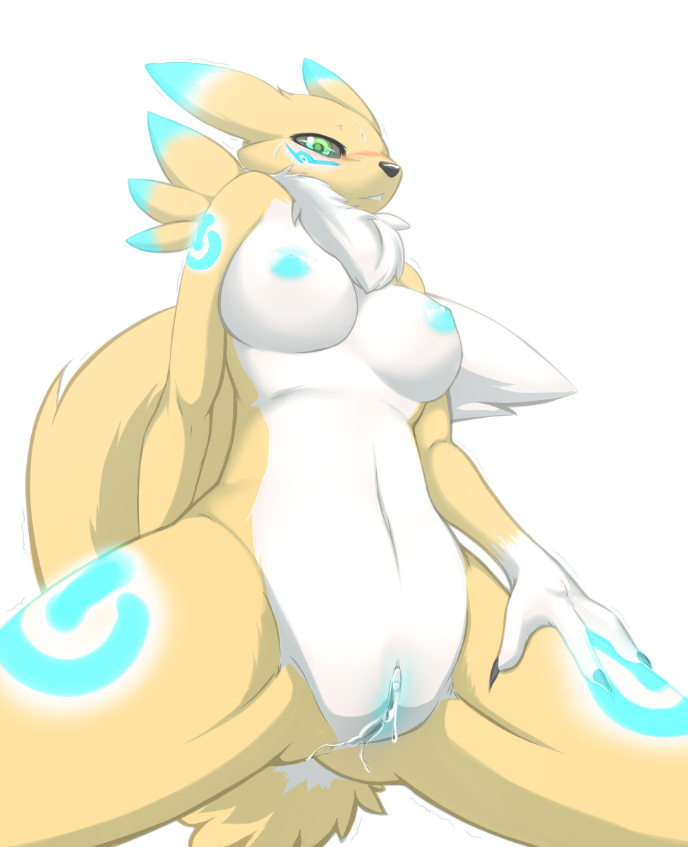 Female renamon furry porn