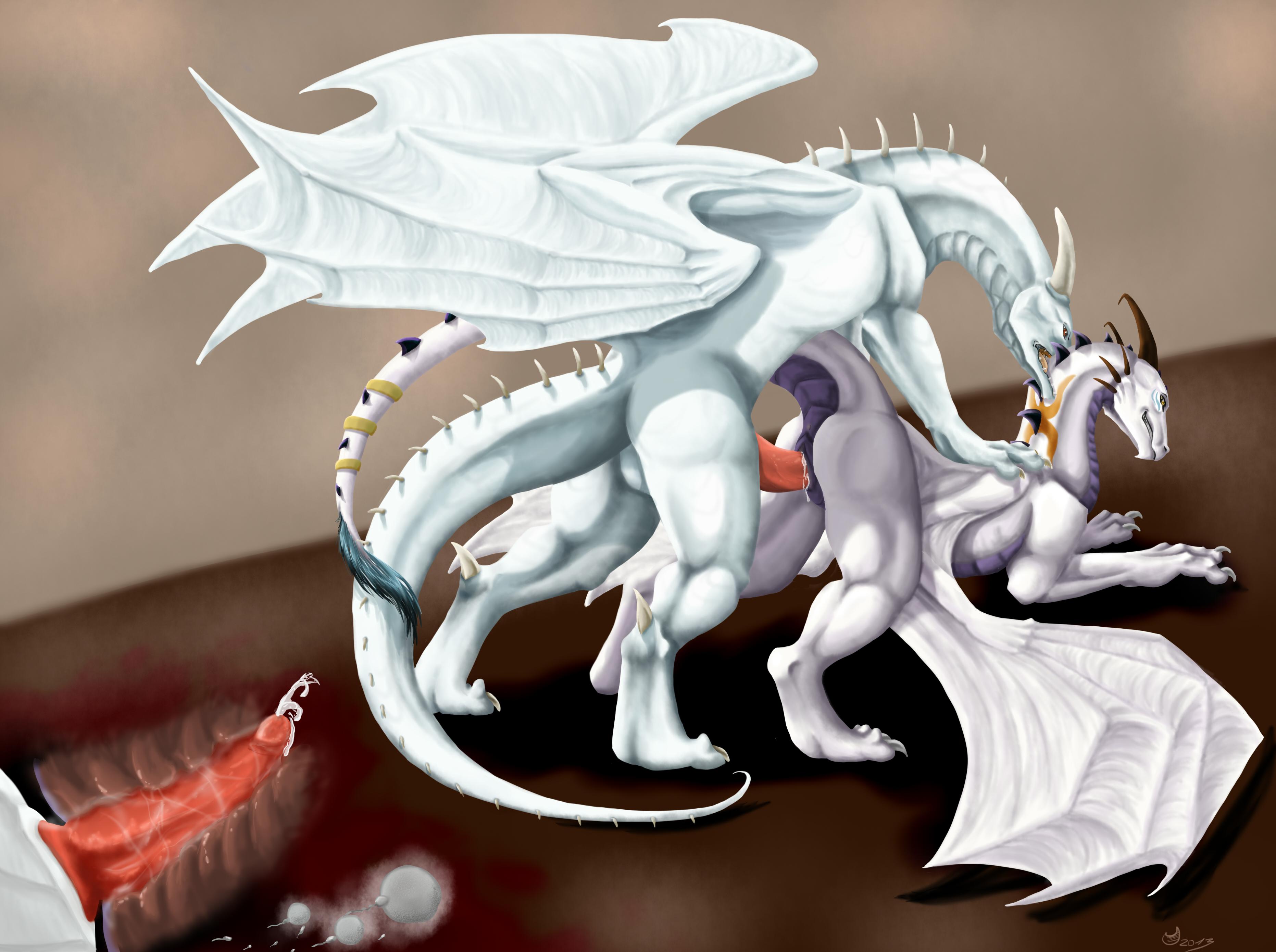 картинки секс драконов