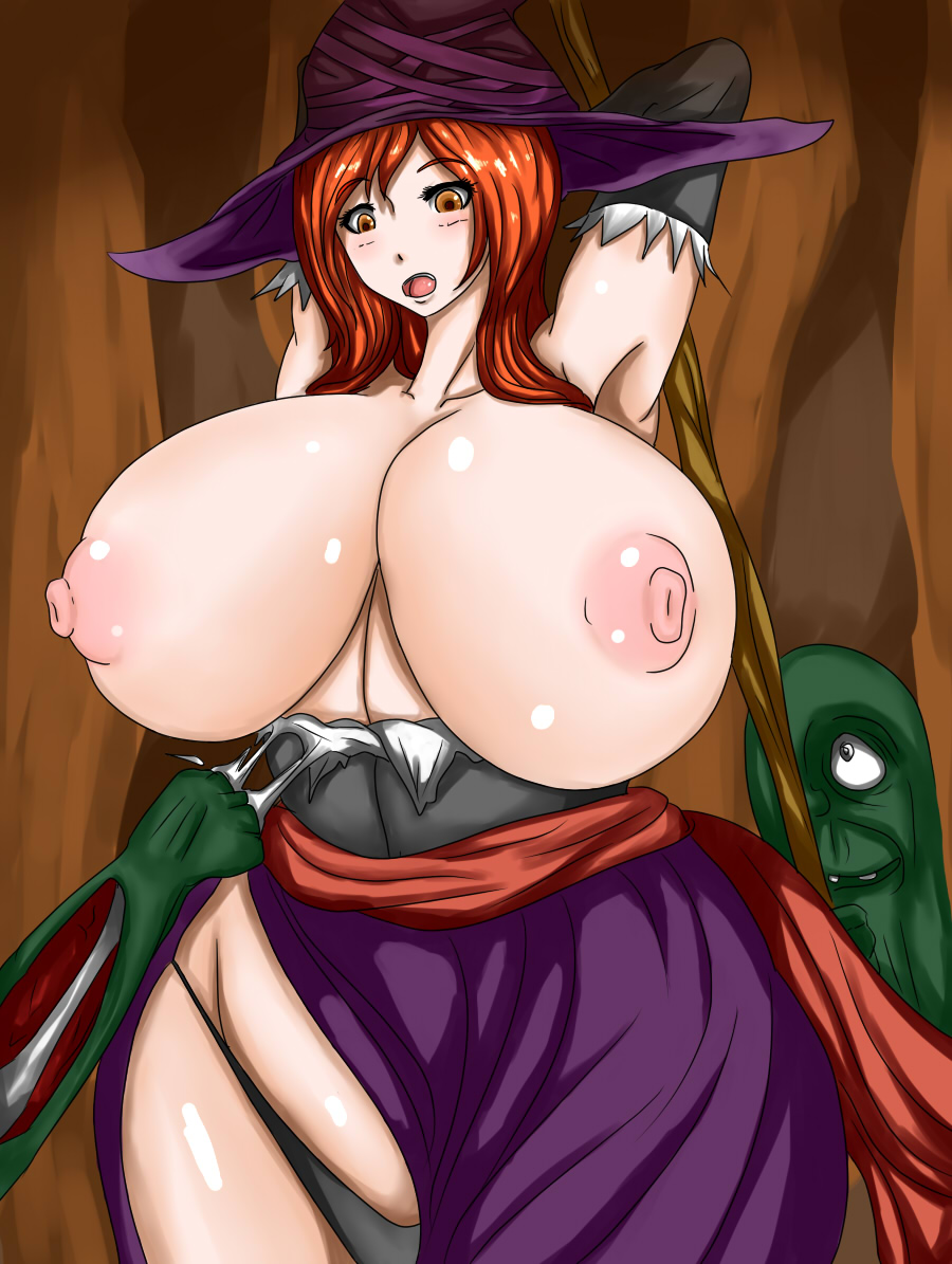 Hentai hairy monster sorceress adult photo