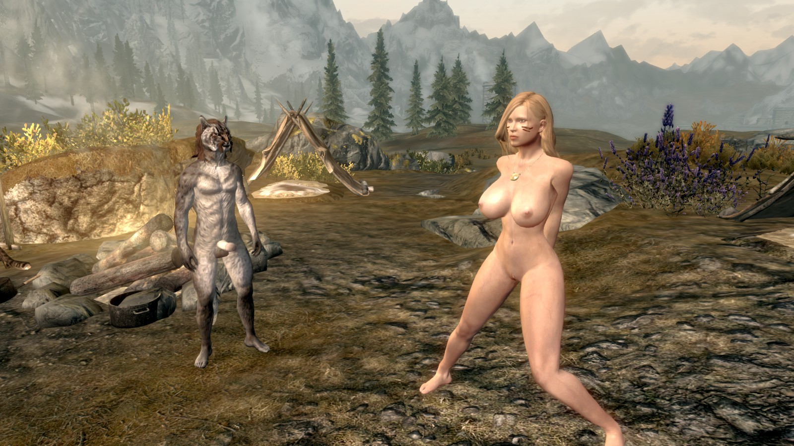 Skyrim khajiit rule 34 erotic galleries