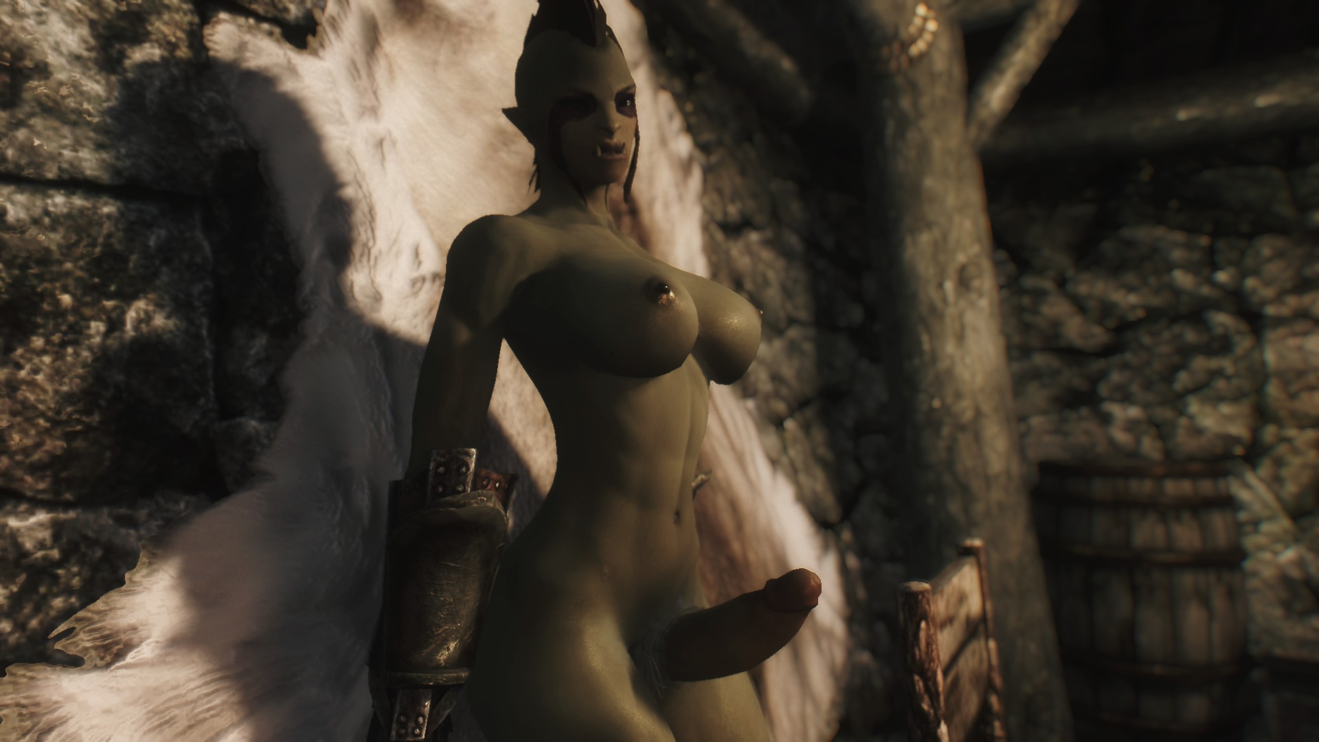 The elder scrolls female porn softcore scenes