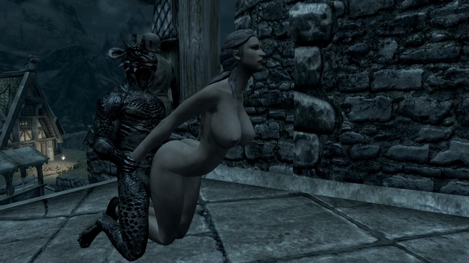 проститутки в skyrim моды