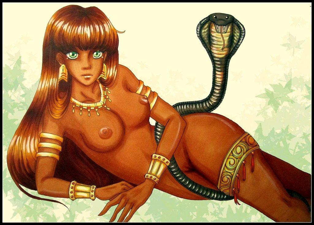 порно древний египет фото