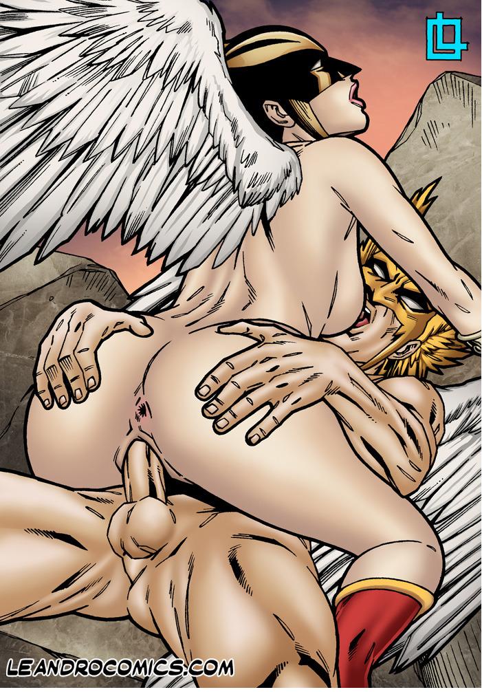 Порно фото dc comics