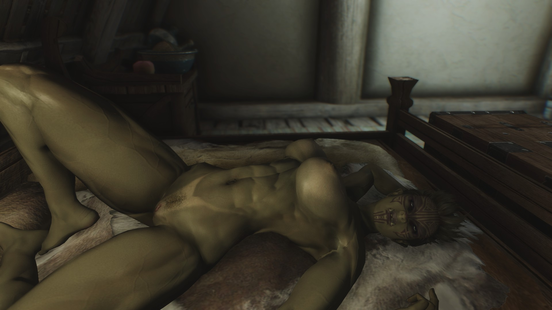 Anime skyrim porn games sexy orc girls  sexy photo