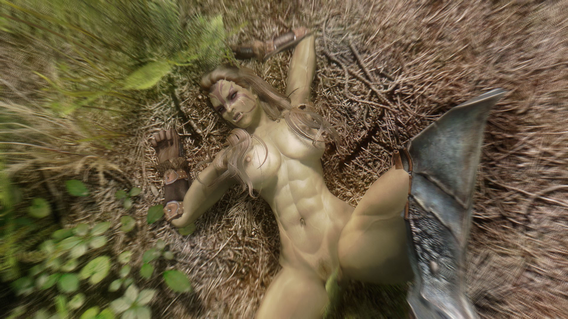 3d orc nude naked photo