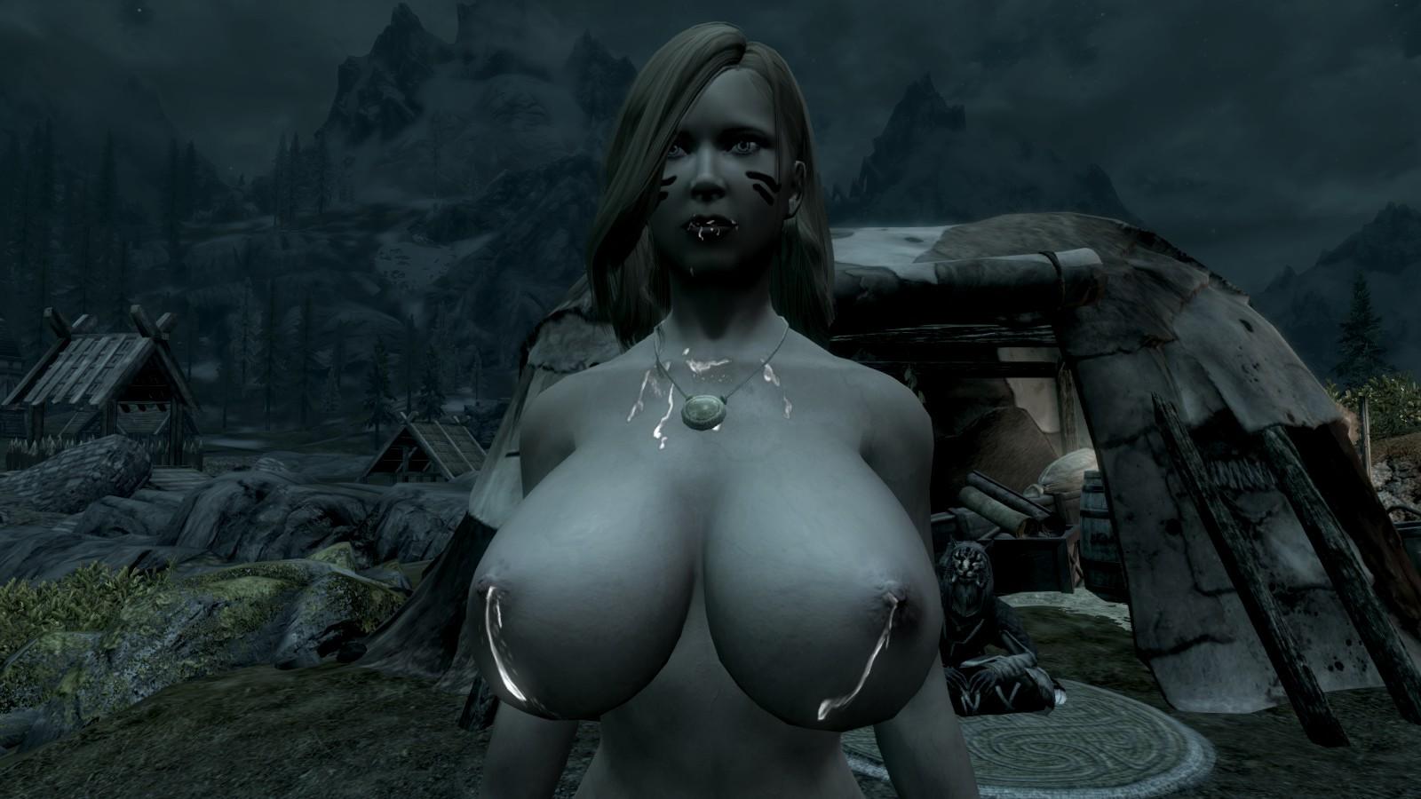 Nude khajiit boobs sexy movies