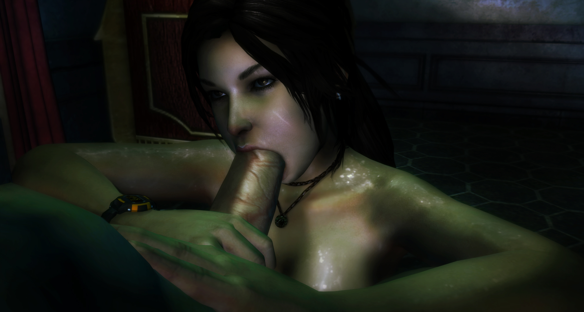 Lara croft of the underworld underground nude sex gallery
