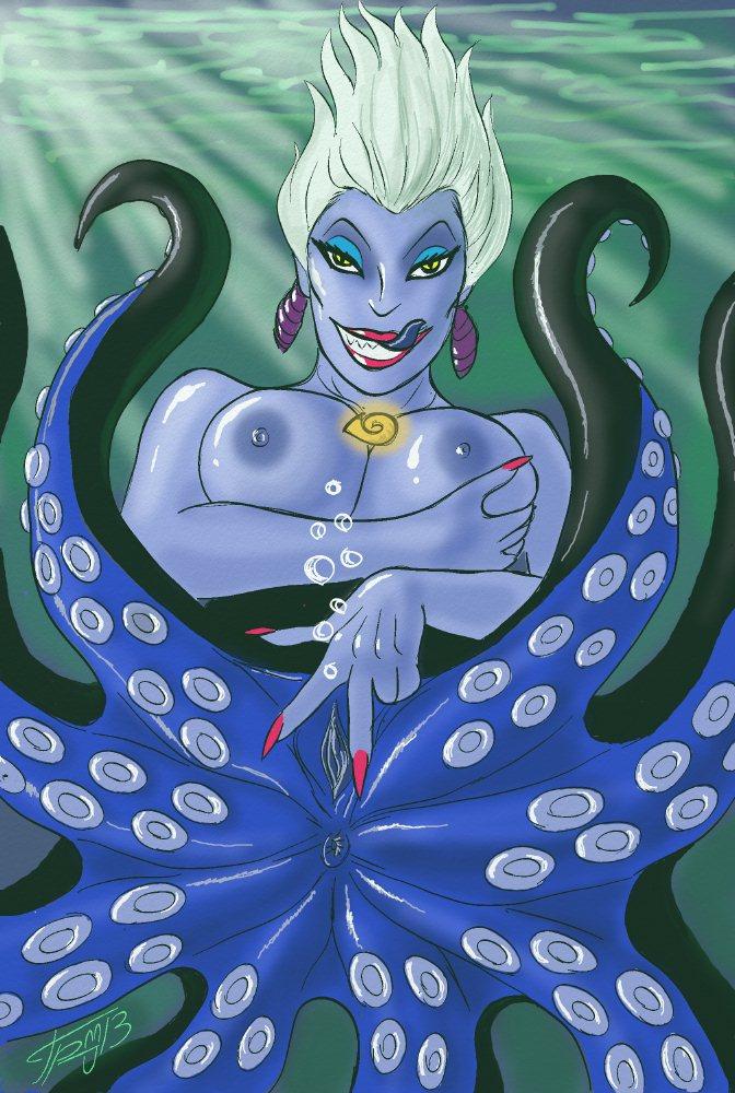The fucking mermaid