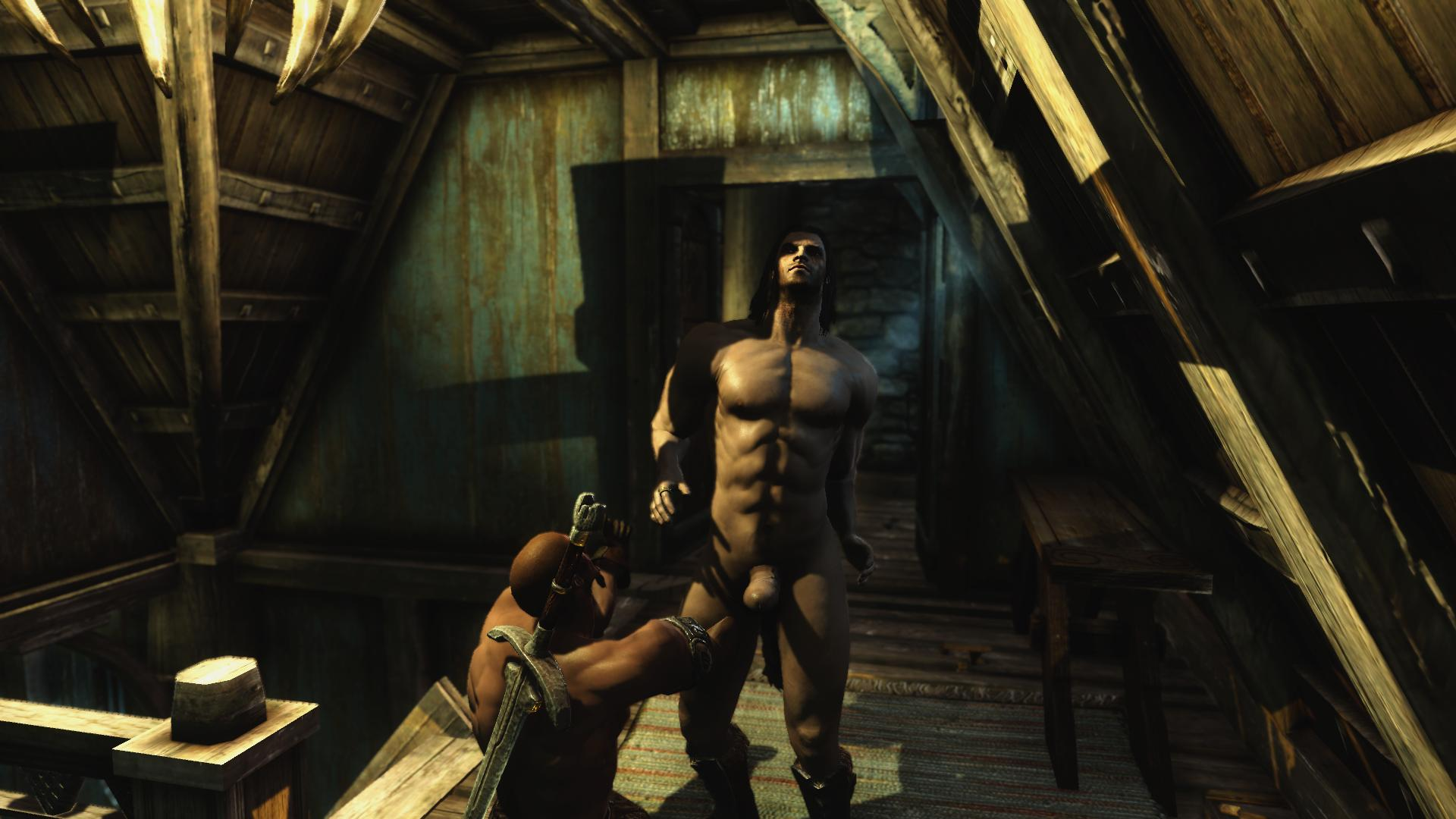 Elderscrolls henti sex photos