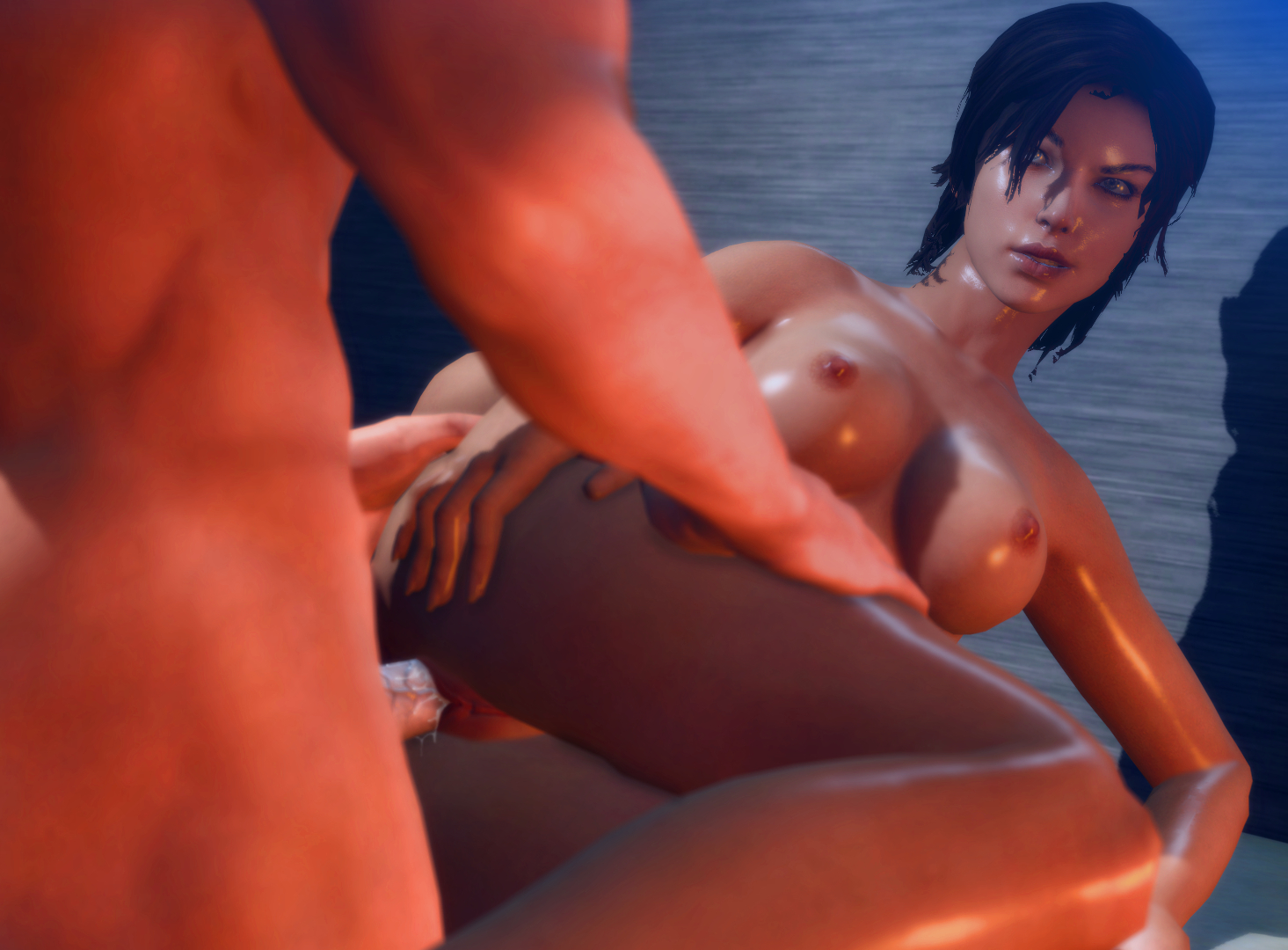 Tomb raider xxx 3d having sex adult pic