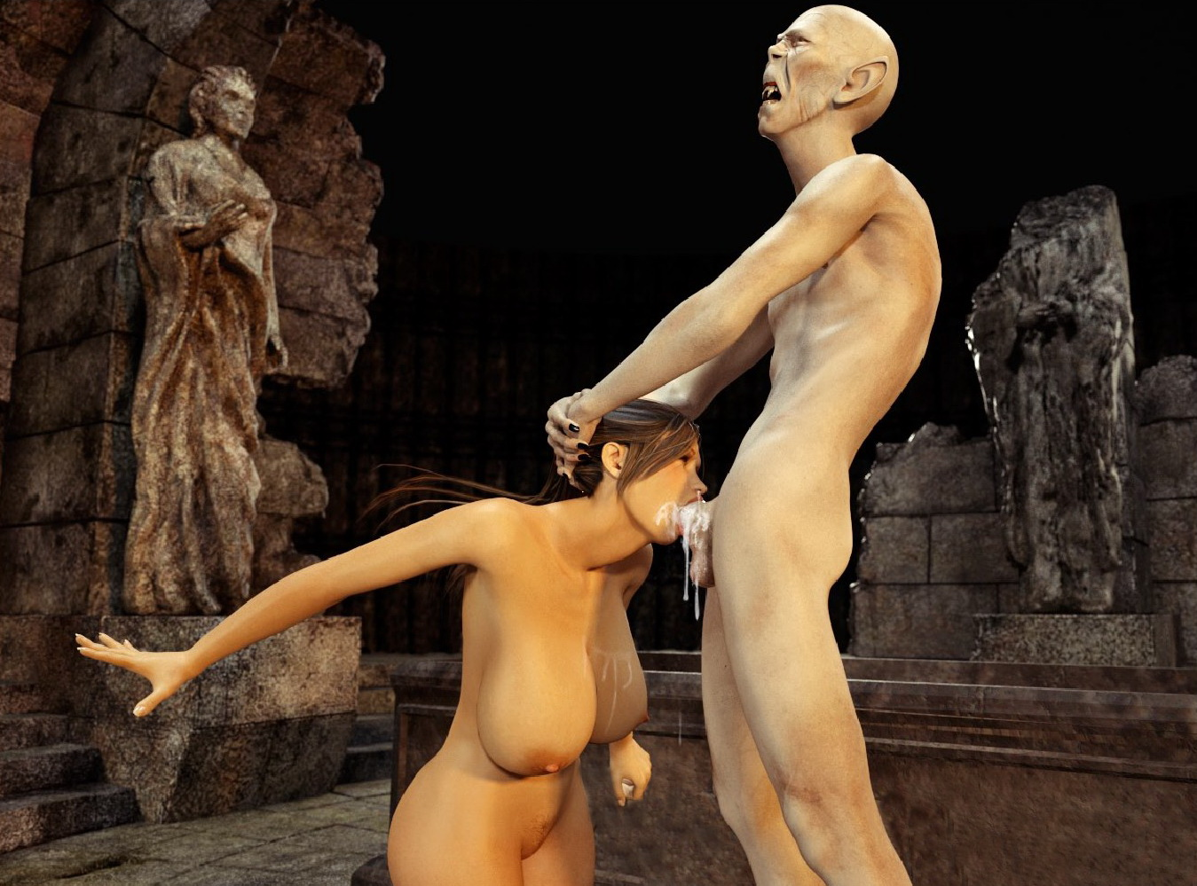 Sex3d tomb raider smut image