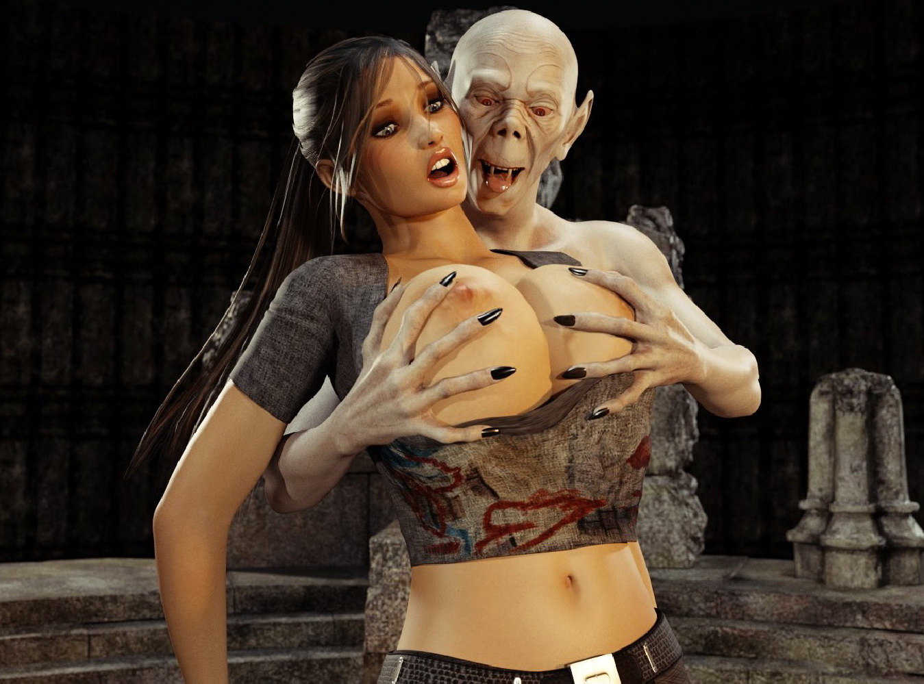 Lara croft fucked by vampire gallery sexy videos