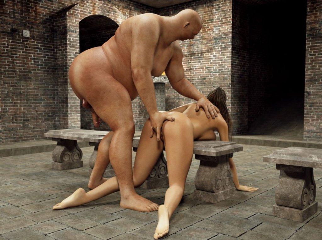 Порно анал лара крофт и гномы