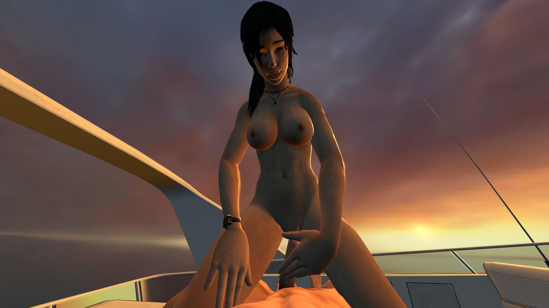 Tomb raider porn rule 34 sexy scene