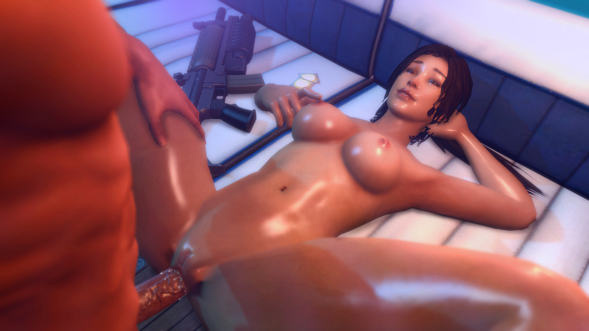 Sexy lara croft porno videos fucked tubes