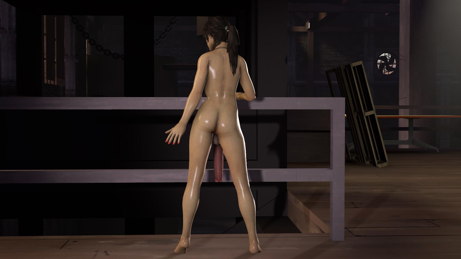 Bulma Cosplay Nude