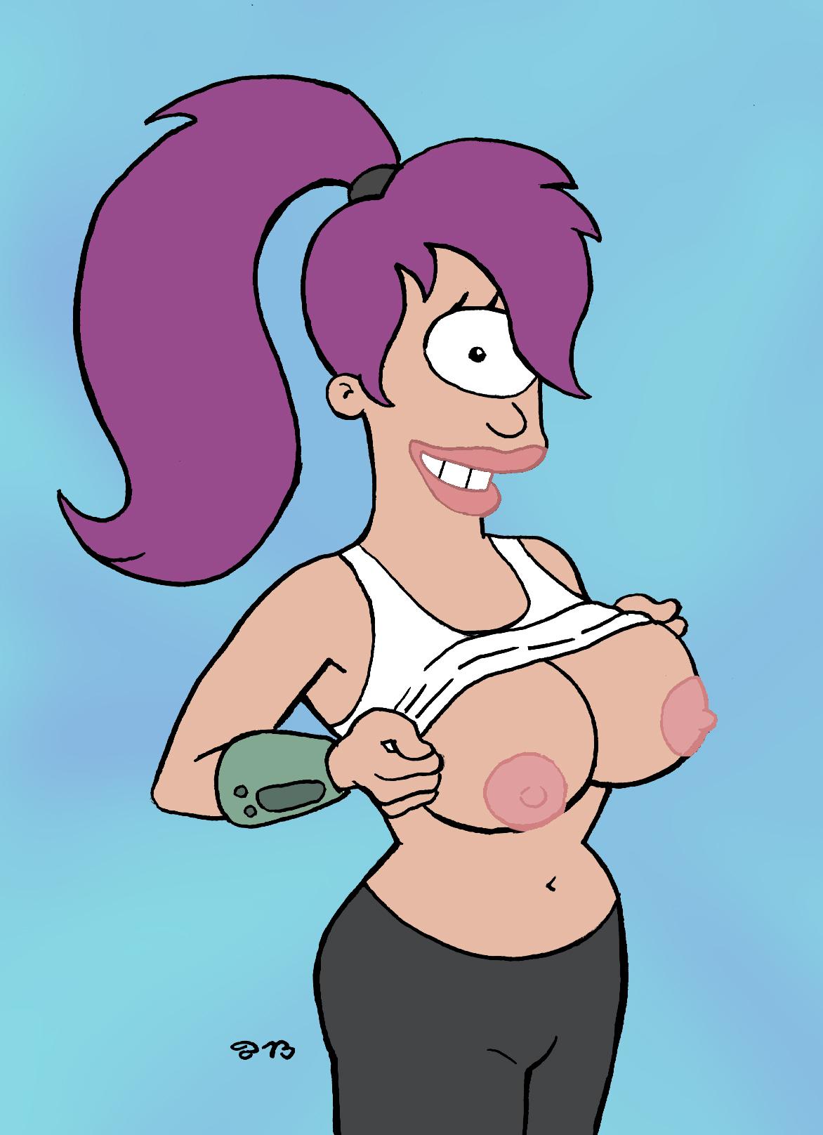 Futurama professor and mom porn