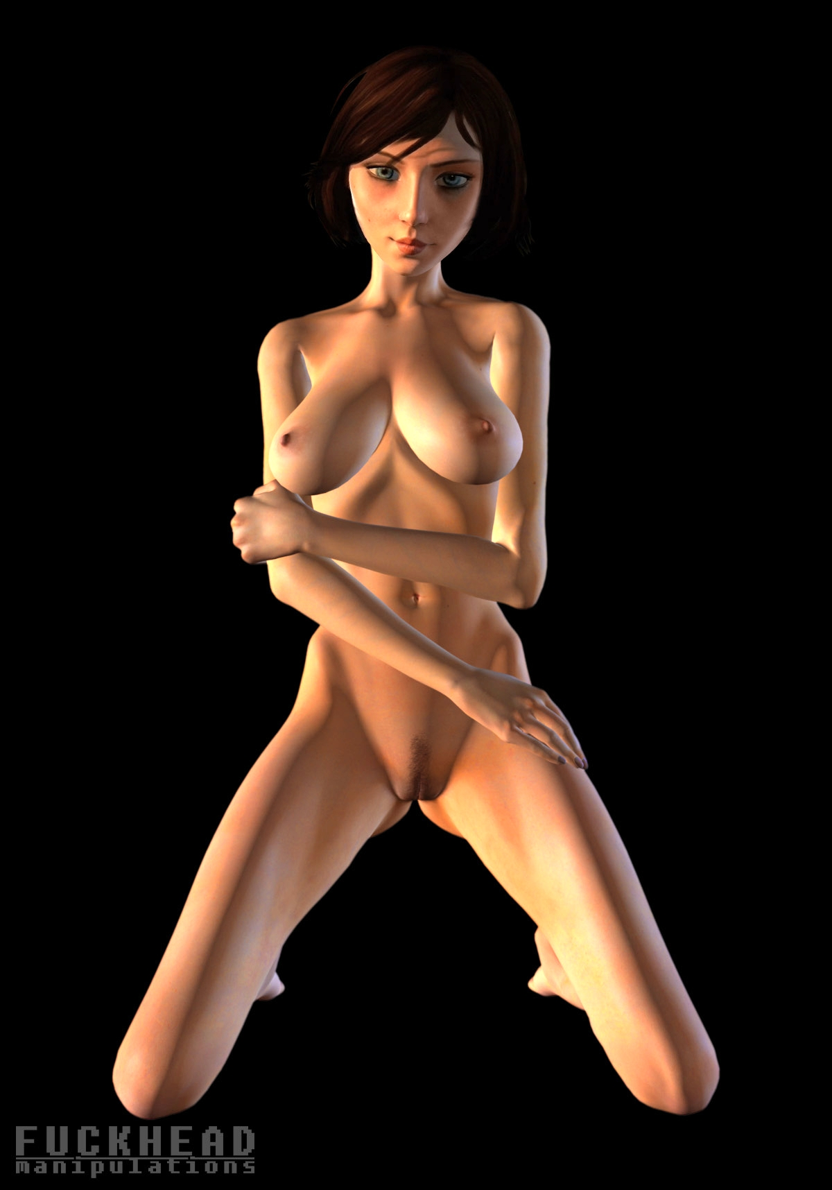Bioshock infinite elizabeth nude mod exposed pictures