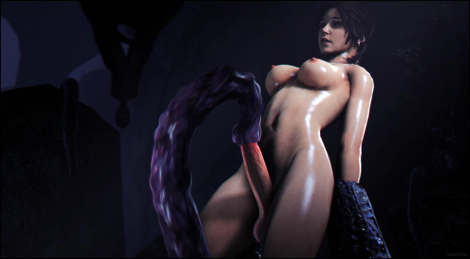 Heatseeker porn music video tomb raider