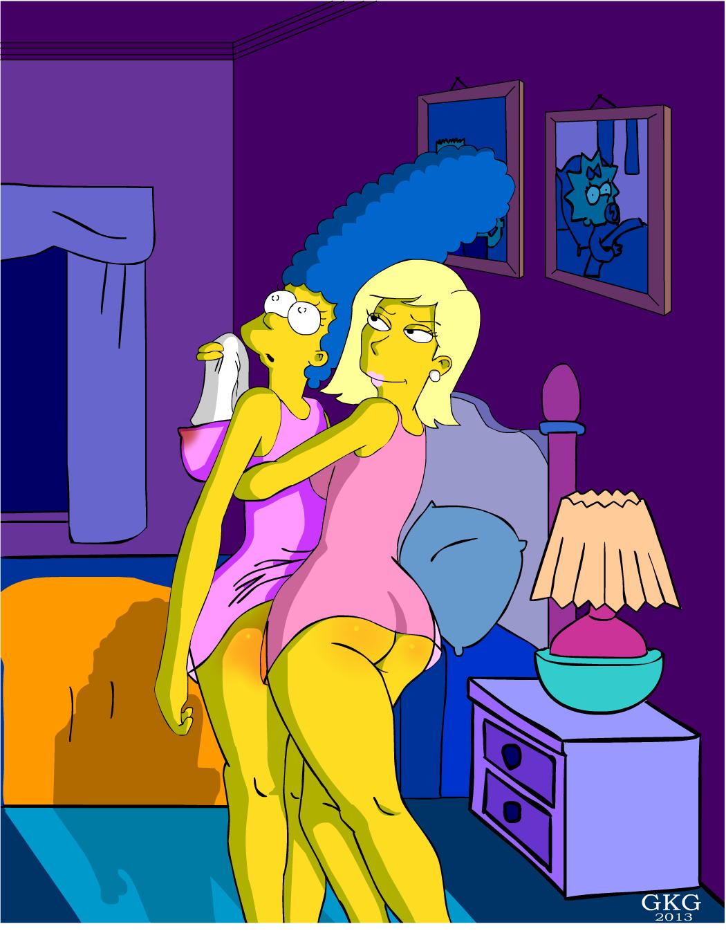 porno-march-simpson