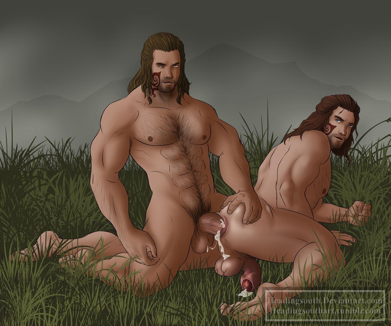 Elder scrolls porn tumblr naked boobs