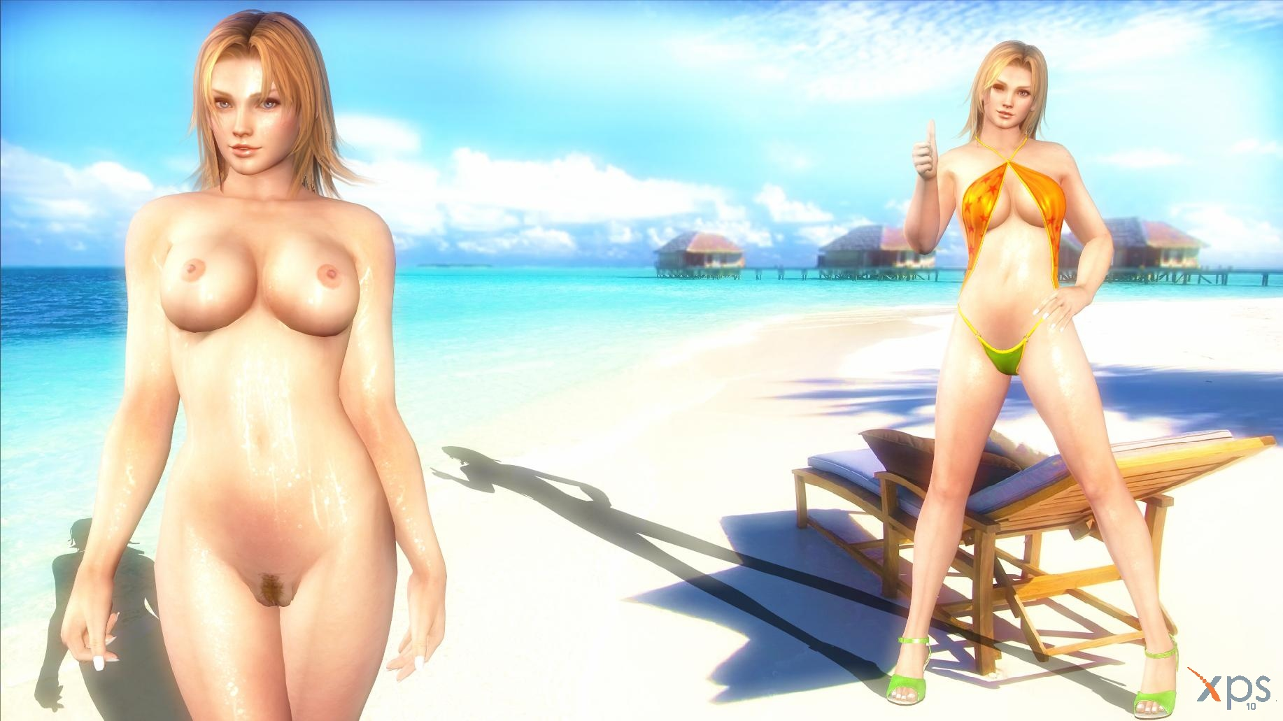 Hot naked dead or alive xtreme 2  erotic whore