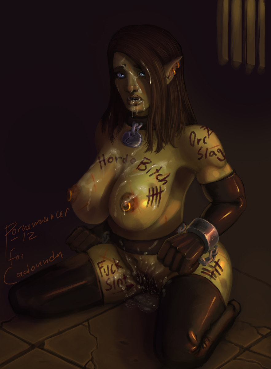 Bdsm with orc female erotica pics