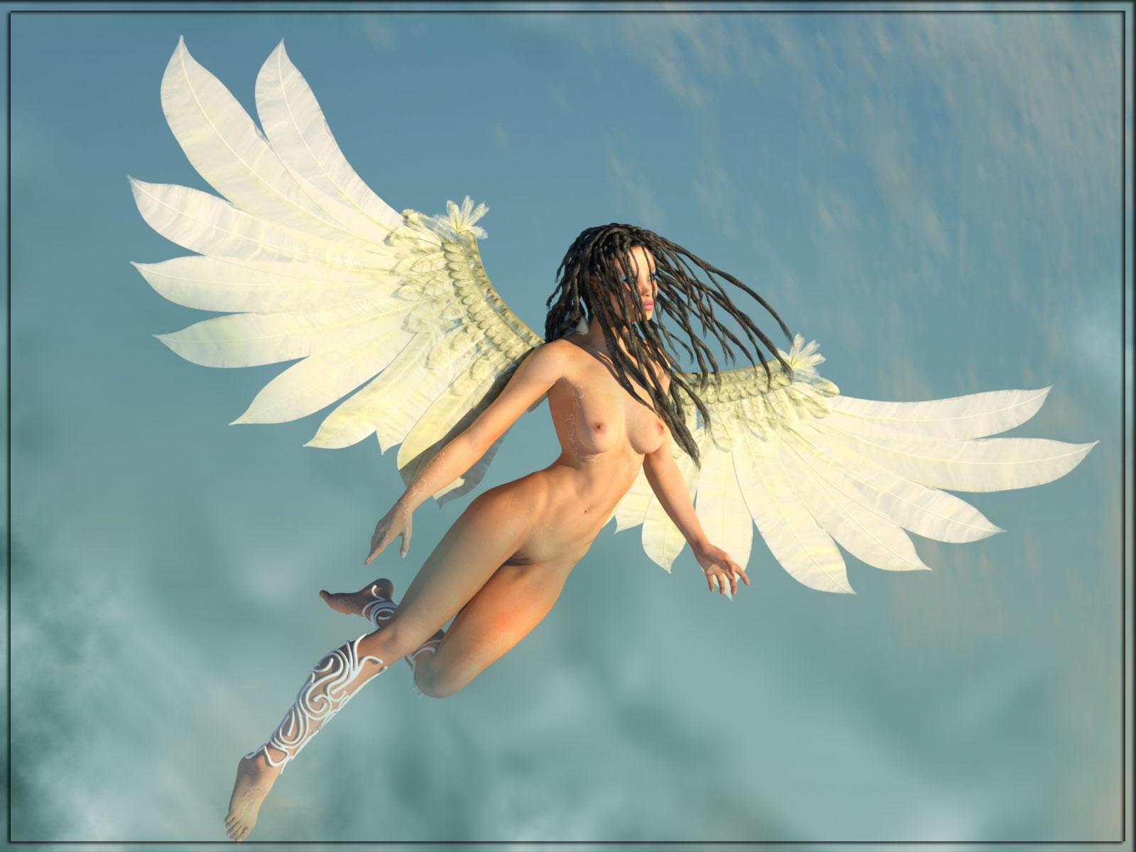 Feride Naked Angel
