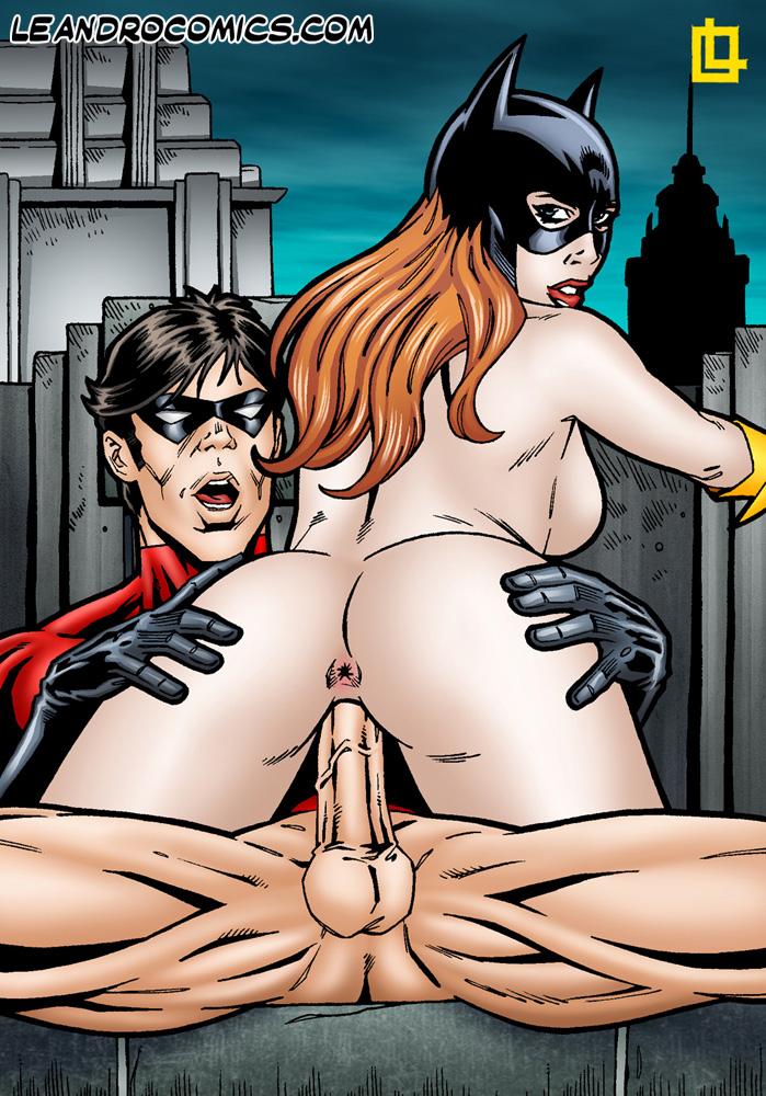 porno-s-batgirl